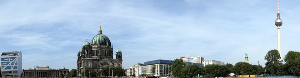 Berlin, Dom bis Fernsehturm